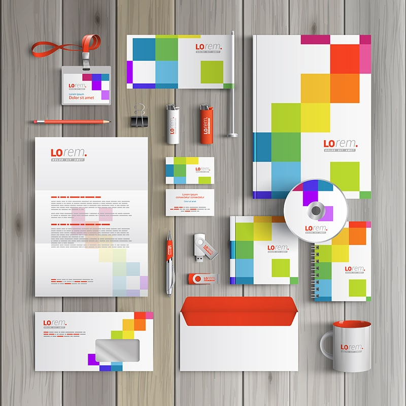 Corporate Business Logo and Branding Services