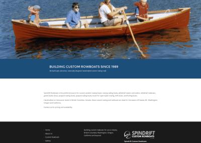 Spindrift Custom Rowboats