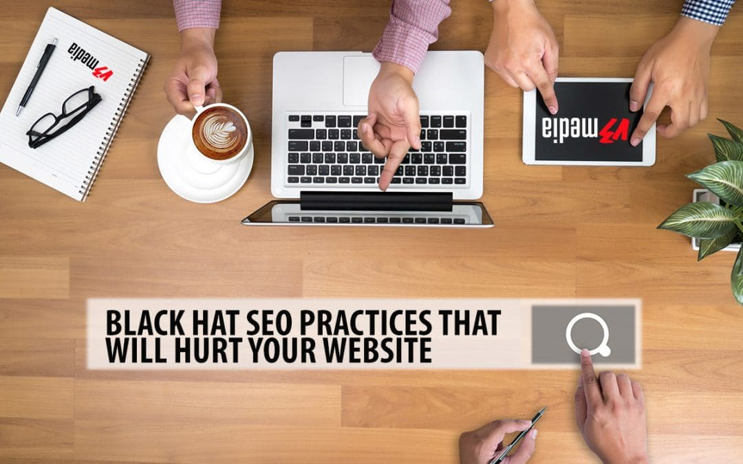 Black Hat SEO Practices that Will Hurt Your Website