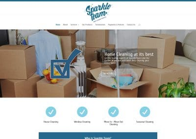 Sparkle Team Cleaning Services