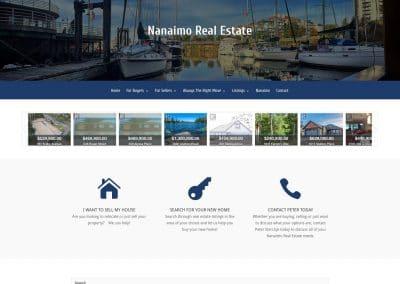 Nanaimo Real Estate – Peter Sterczyk