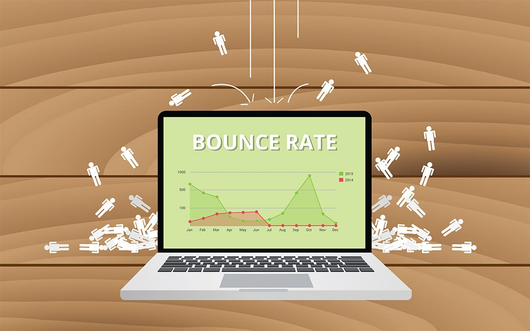 """Why is My Bounce Rate so High?"": The Top 4 Reasons & How to Fix It"