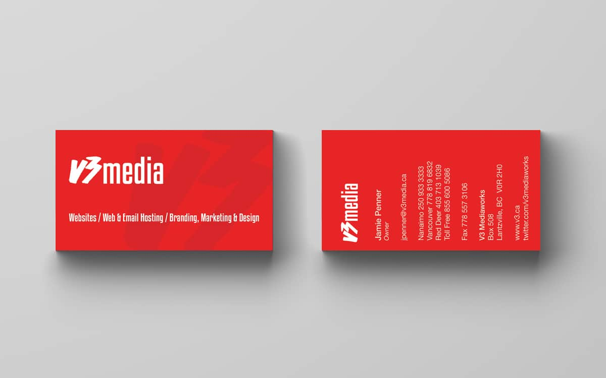 V3 mediaworks print design v3businesscards morningmagicbusinesscards reheart Image collections