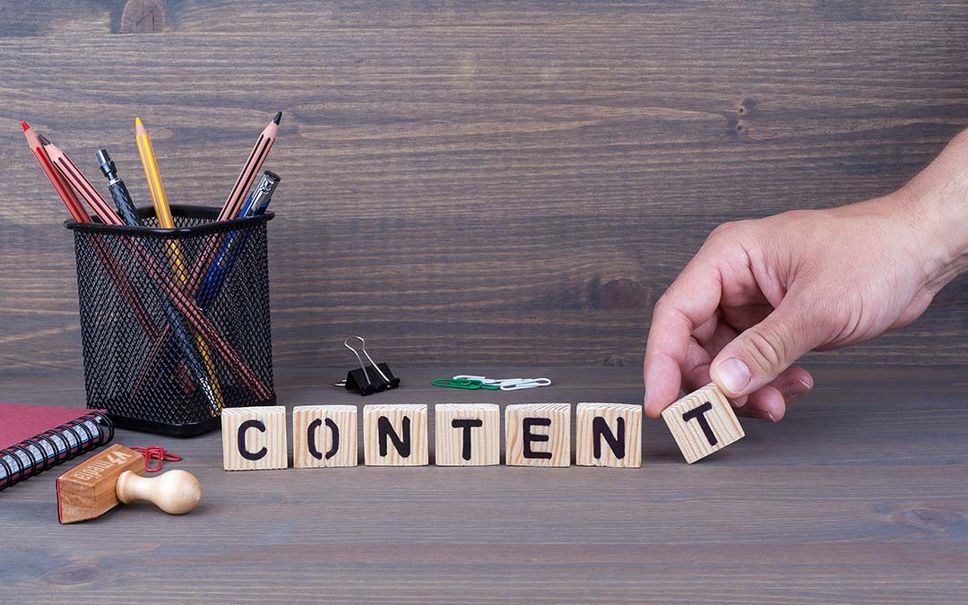 How to Create New Content for Marketing When You're Stuck
