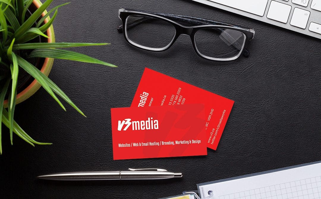 What Should Really Go on Your Business Card?