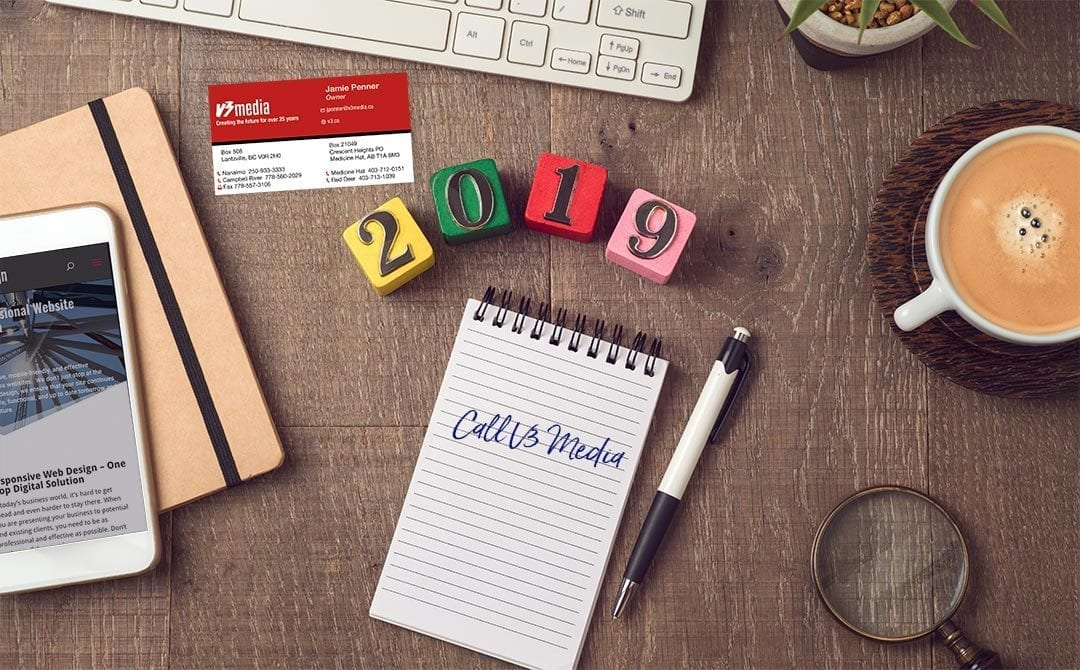 7 New Year Resolutions to Make for Your Business's Website