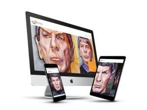 Branding, Print Design, Website Design - Coldwell Banker Experience Realty