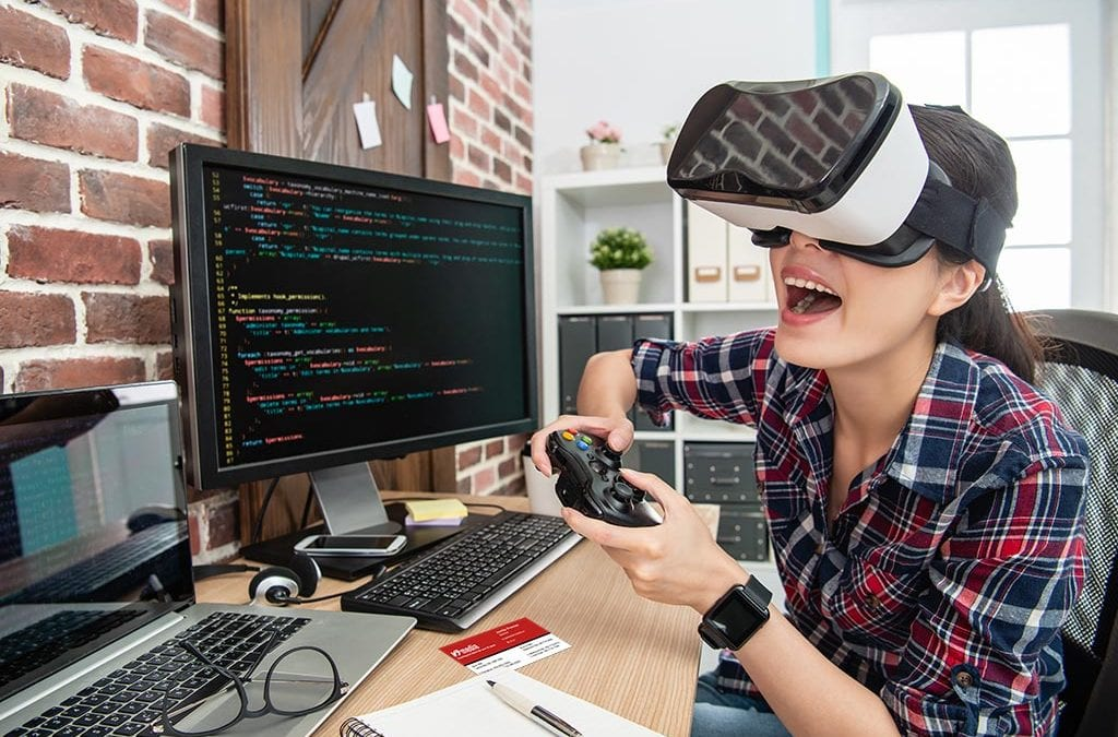 Virtual Reality for Websites: Is VR All it's Cracked Up to Be?