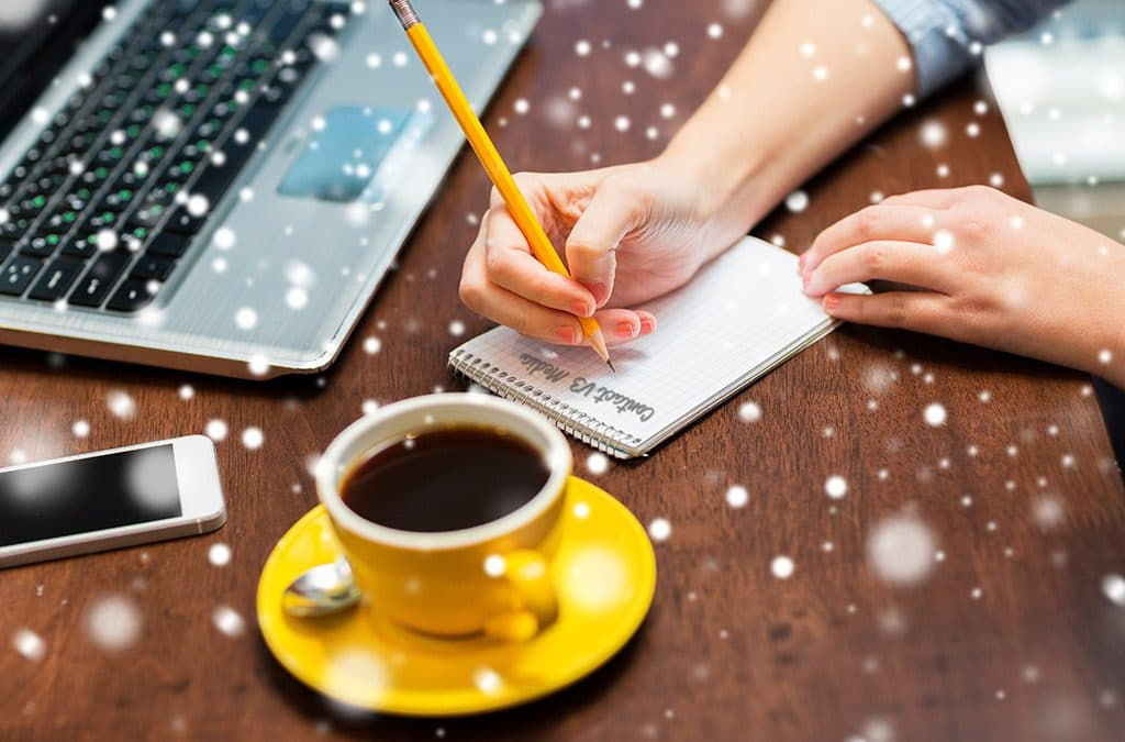 3 Winter Content Marketing Tips You Can Plan for Right Now