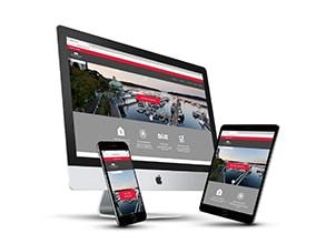 Website Design & Hosting - New West Development Corp.